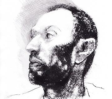 Louis (autoportrait)