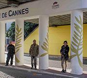 Ilot central du Pont Alexandre III à Cannes : Aurélya, Louis et Lussi